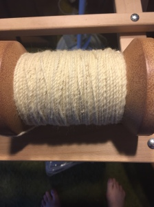 First Plied Corriedale