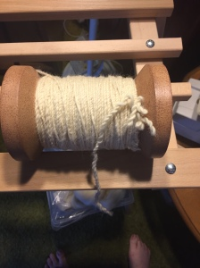 Plied Corriedale