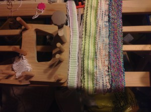 Inkle Loom and First efforts