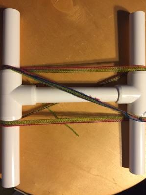 Colored Wool Tahkli Spun 3 ply