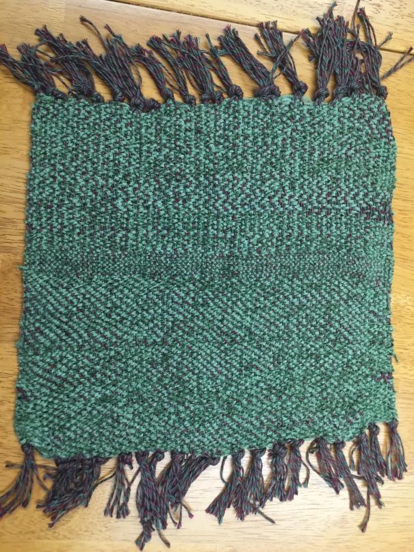 Weaving Sample 1