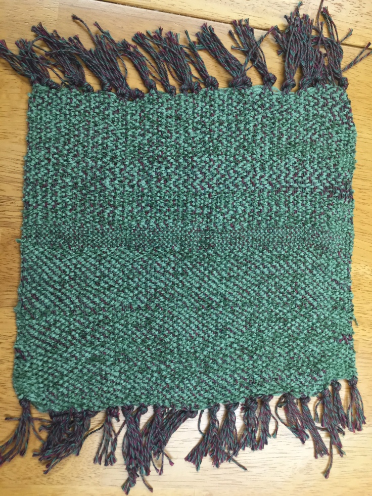Weaving Sample 1