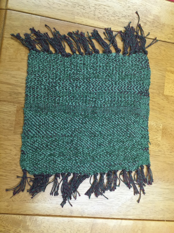Weaving Sample 2